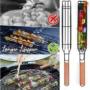 Kép 7/12 - Perfect Home Grillező kosár saslik - kebab 14990