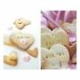 Kép 8/8 - Perfect Home Marcipán-keksz díszítő sütinyomda szett 28348