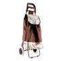 Kép 3/4 - Perfect Home Bevásárló táska kocsi kerekes 28353