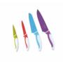 Kép 1/3 - Perfect Home Tapadásmentes bevonatú kés készlet 4 db 72006