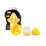 Kép 3/3 - Perfect Home Citrom facsaró sárga 72112