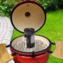 Kép 7/9 - 4. Kamado Grill XL méret  13068